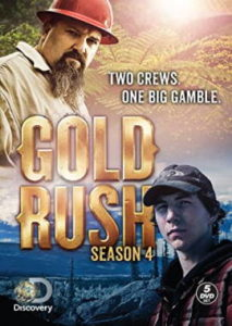 Золотая лихорадка 4 сезон на русском