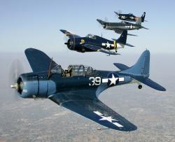 Авиация США второй мировой войны