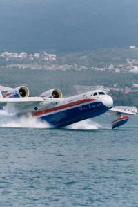Самолет Бе-200