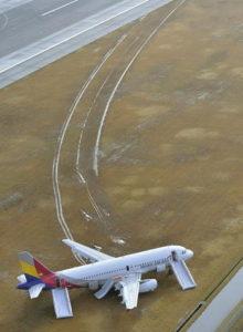 Бедствие на взлетной полосе Расследование авиакатастроф