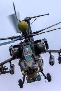Ми-28Н вертолет